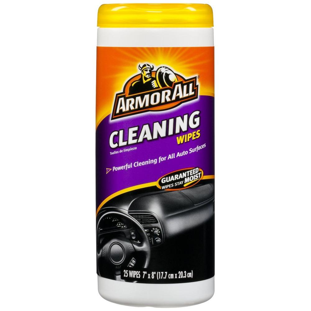 Armor All Cleaning Wipes (25-Count)