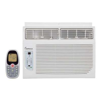 12,000 BTU 115-Volt Window Air Conditioner with Remote