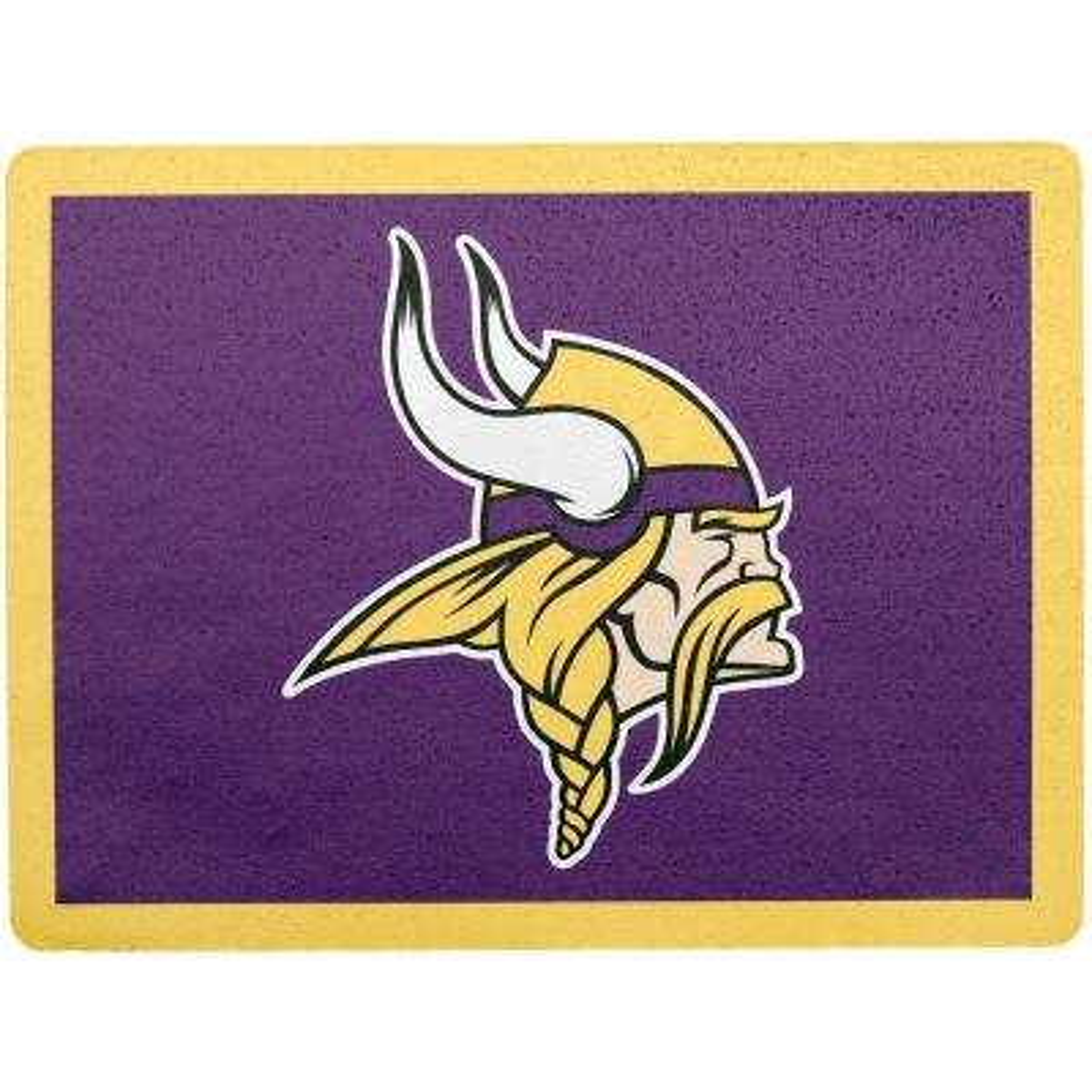 NFL Minnesota Vikings Address Logo Graphic