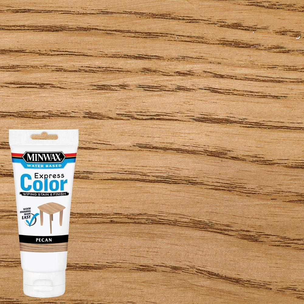 Minwax 6 oz. Water Based Express Color Wiping Stain and Finish