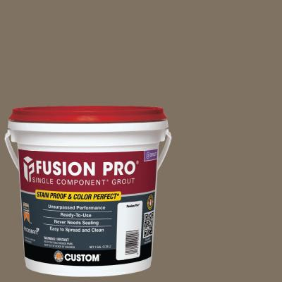 Fusion Pro #544 Rolling Fog 1 Gal. Single Component Grout