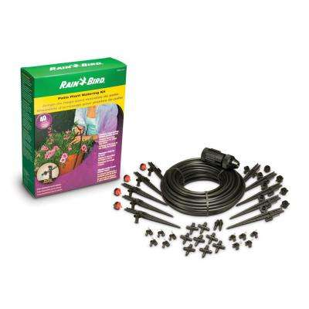 40-Piece Patio Plant Watering Kit