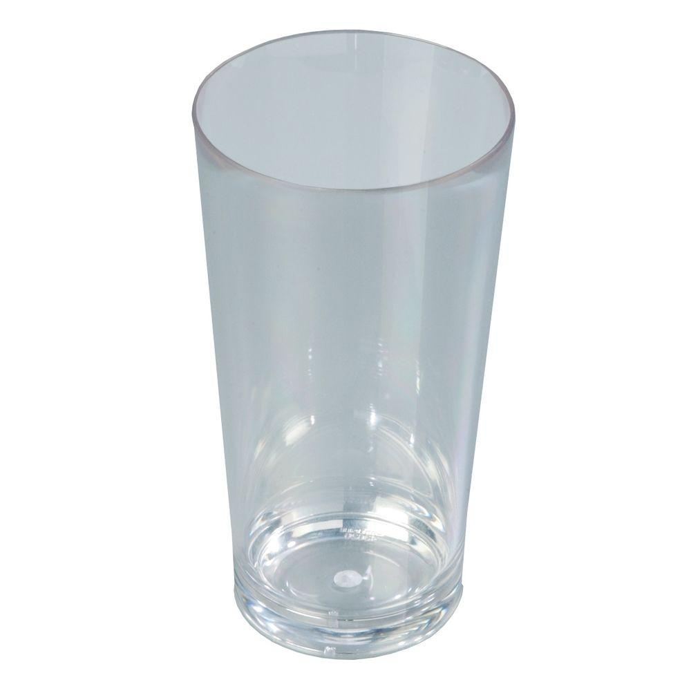 Carlisle 22 oz. Polycarbonate Hi-Ball Tumbler in Clear (Case of 24)