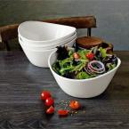 Over and Back Wavy Bowls (Set of 4)