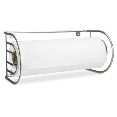 Wall-Mounted Paper Towel Holder