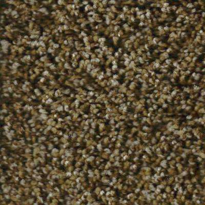 Tranquility Rocky Road Texture 24 in. x 24 in. Carpet Tile (10 Tiles/Case)