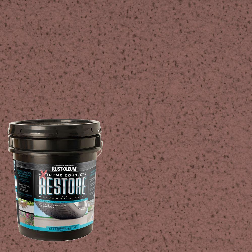 Rust-Oleum Restore 4 -gal. Santa Fe Waterproofing Liquid Armor Resurfacer