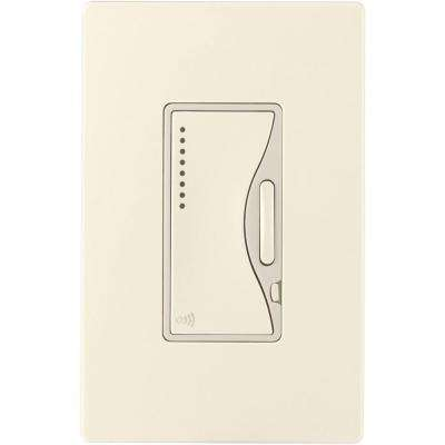 Aspire Z-Wave 600-Watt Multi-Location Incandescent/MLV Smart Dimmer, Desert Sand