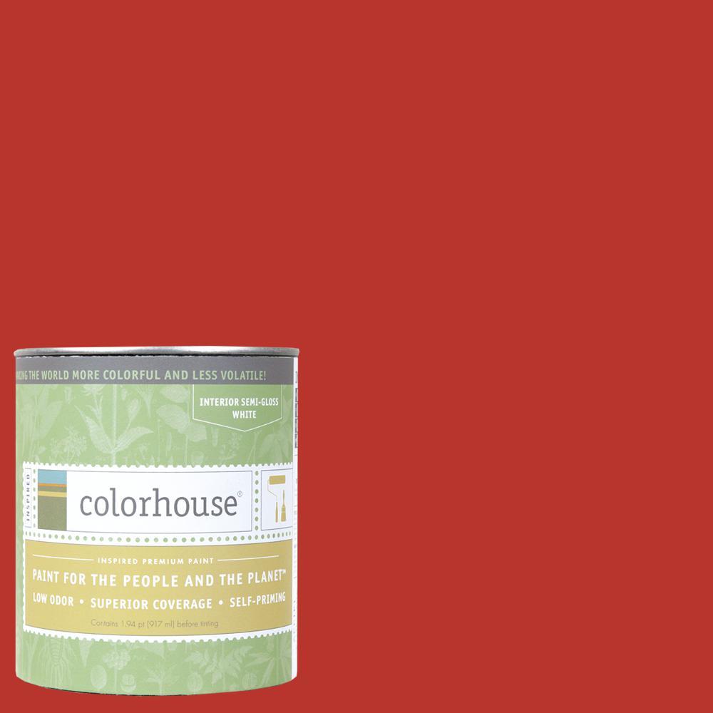 1 qt. Create .04 Semi-Gloss Interior Paint