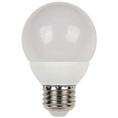 60W Equivalent Warm White G19 Dimmable LED Light Bulb