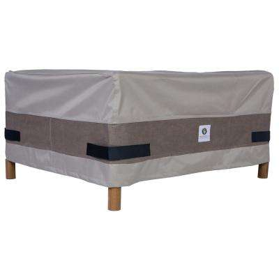 Elegant 52 in. Patio Ottoman or Side Table Cover