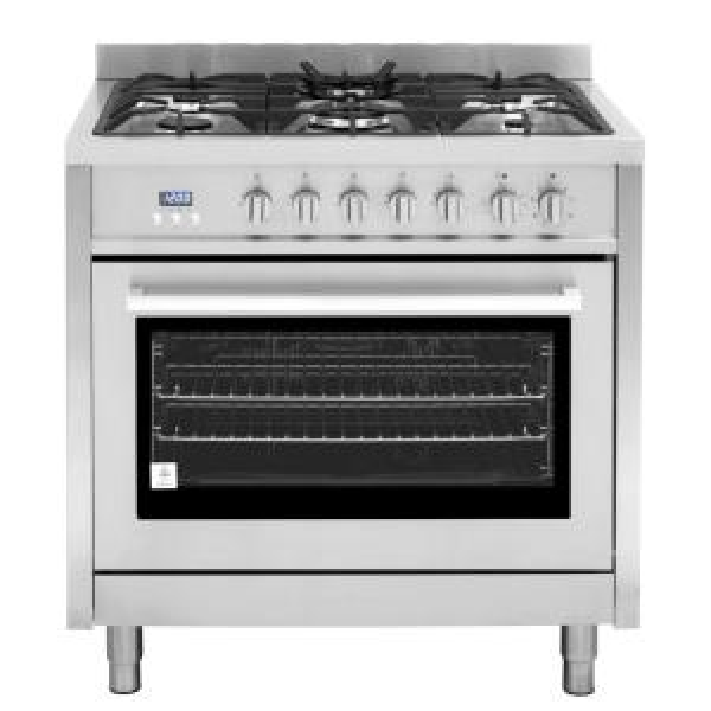 Single Oven Dual Fuel Range
