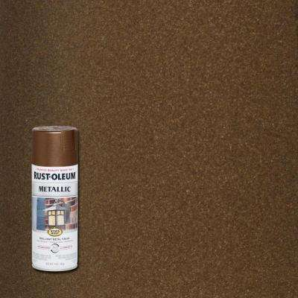 11 oz. Vintage Metallic Dark Copper Protective Spray Paint