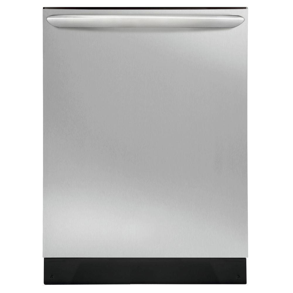 Frigidaire Gallery Top Control Dishwasher in Stainless Steel-DISCONTINUED
