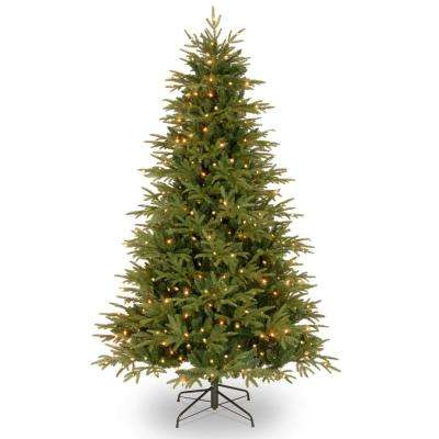7.5 ft. Victoria Fir Tree with Clear Lights