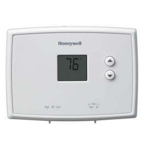 whites honeywell non programmable thermostats rth111b 64_300 honeywell digital non programmable thermostat for heat pumps honeywell rct8100a wiring diagram at eliteediting.co
