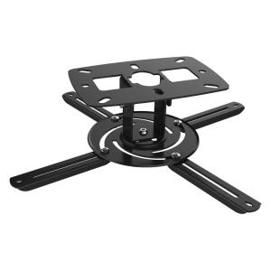 proHT Ceiling Projector Mount with 15° Tilt, 30 lb  Capacity