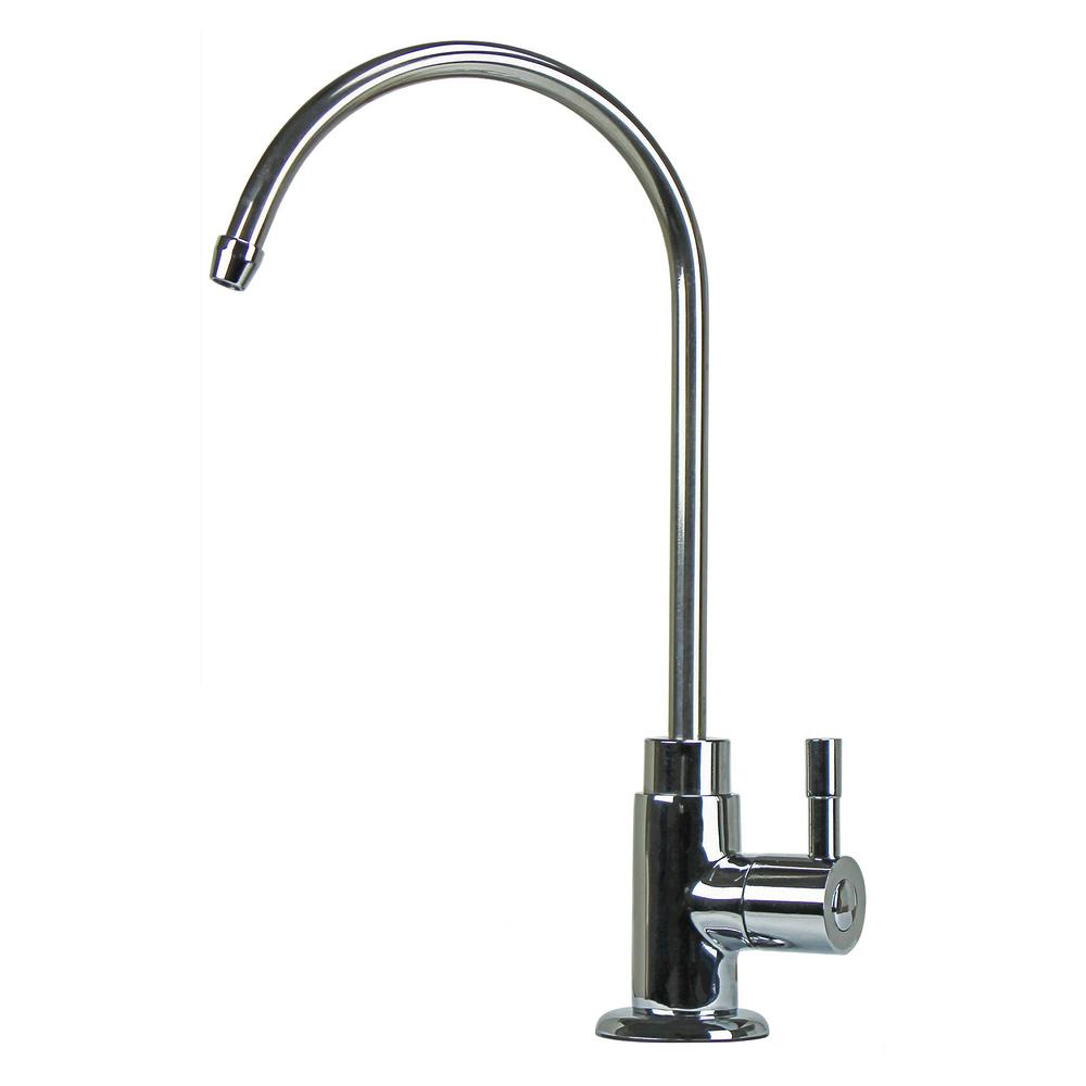 Chrome Faucet Lead Free Non-Air Gap Reverse Osmosis Faucet with ...
