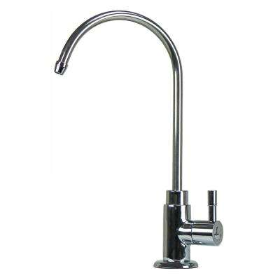 Chrome Faucet  Lead Free Non-Air Gap Reverse Osmosis Faucet with Ceramic Disc