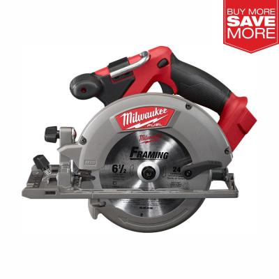 Factory Reconditioned Milwaukee 2630-80 M18 18V Cordless Lithium-Ion 6-1//2 in.