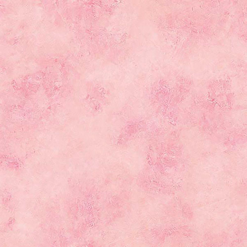 Franny Pink Scroll Texture Wallpaper