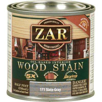 171 .5Pt Slate Gray Wood Stain