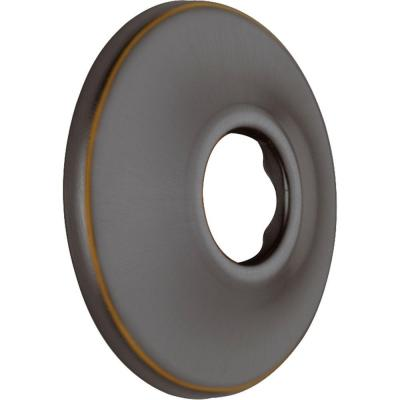 2-1/2 in. Shower Flange in Oil Rubbed Bronze