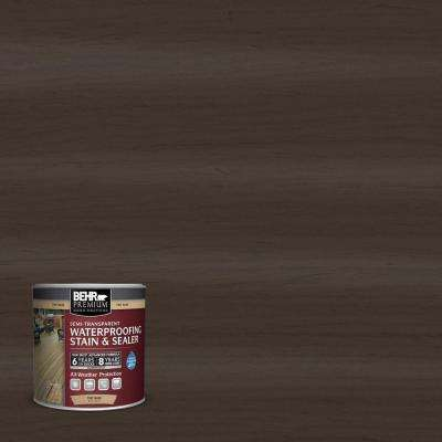#ST-105 Padre Brown Semi-Transparent Weatherproofing Wood Stain