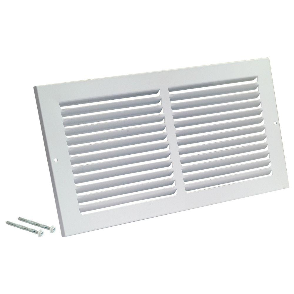 30 in. x 14 in. Steel Return Air Grille