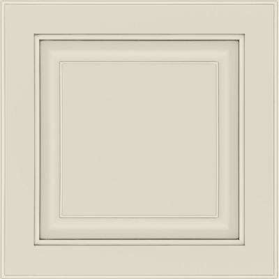 13 in. x 12-7/8 in. Cabinet Door Sample in Olmsted Painted Ember Glaze