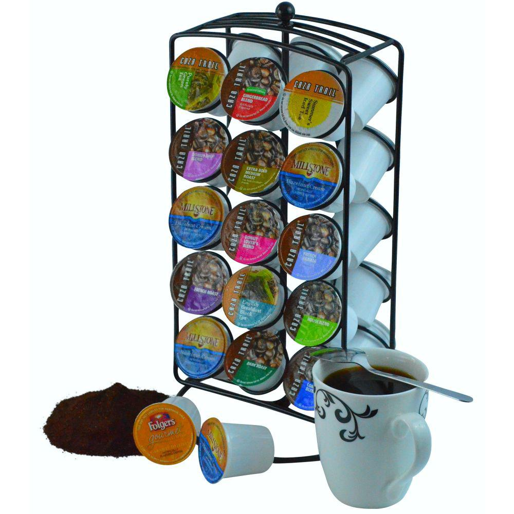 Southern Homewares Keurig 30 K Cup Carousel Cup Holder Sh Hd 10051