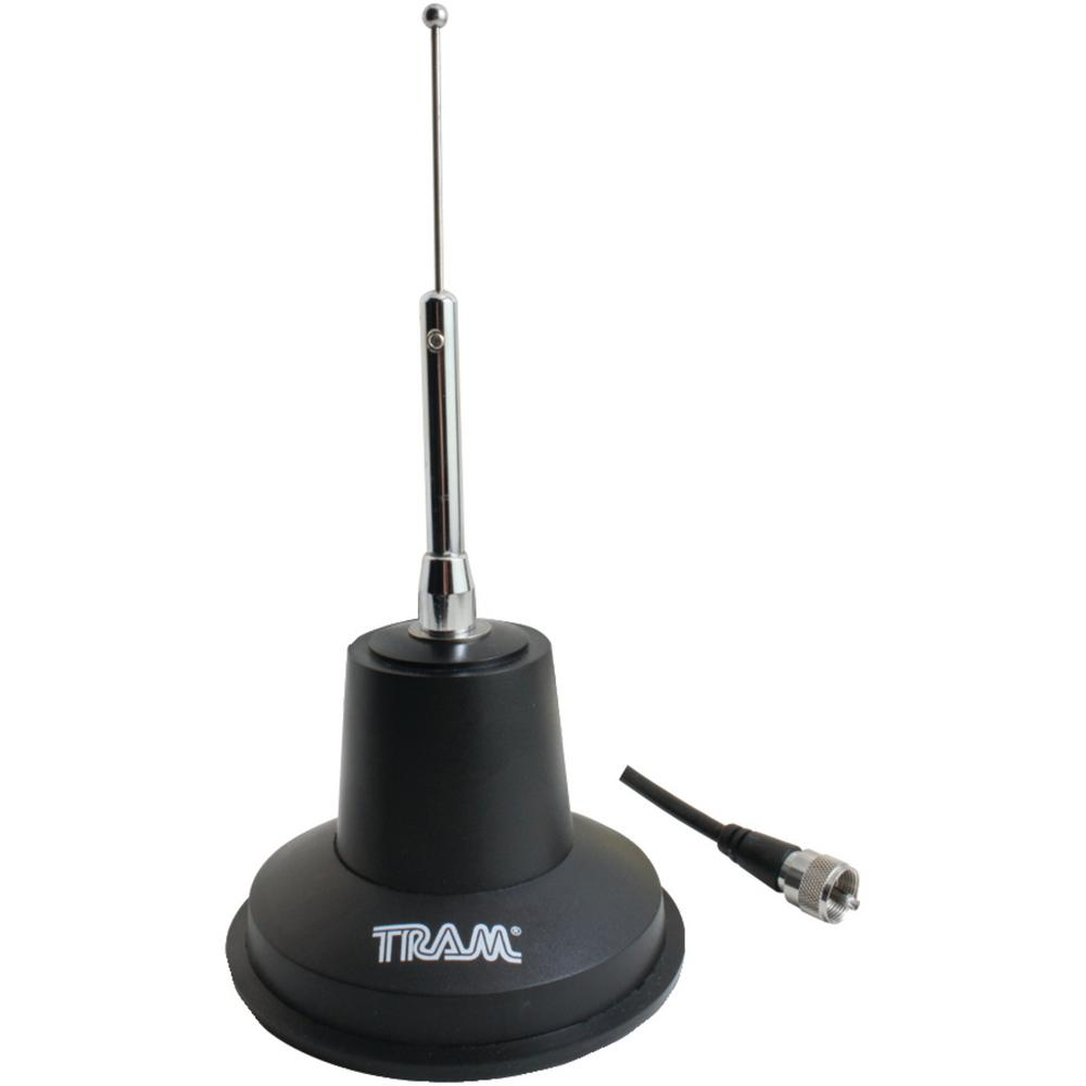 Tram Heavy-Duty Magnet-Mount CB Antenna Kit
