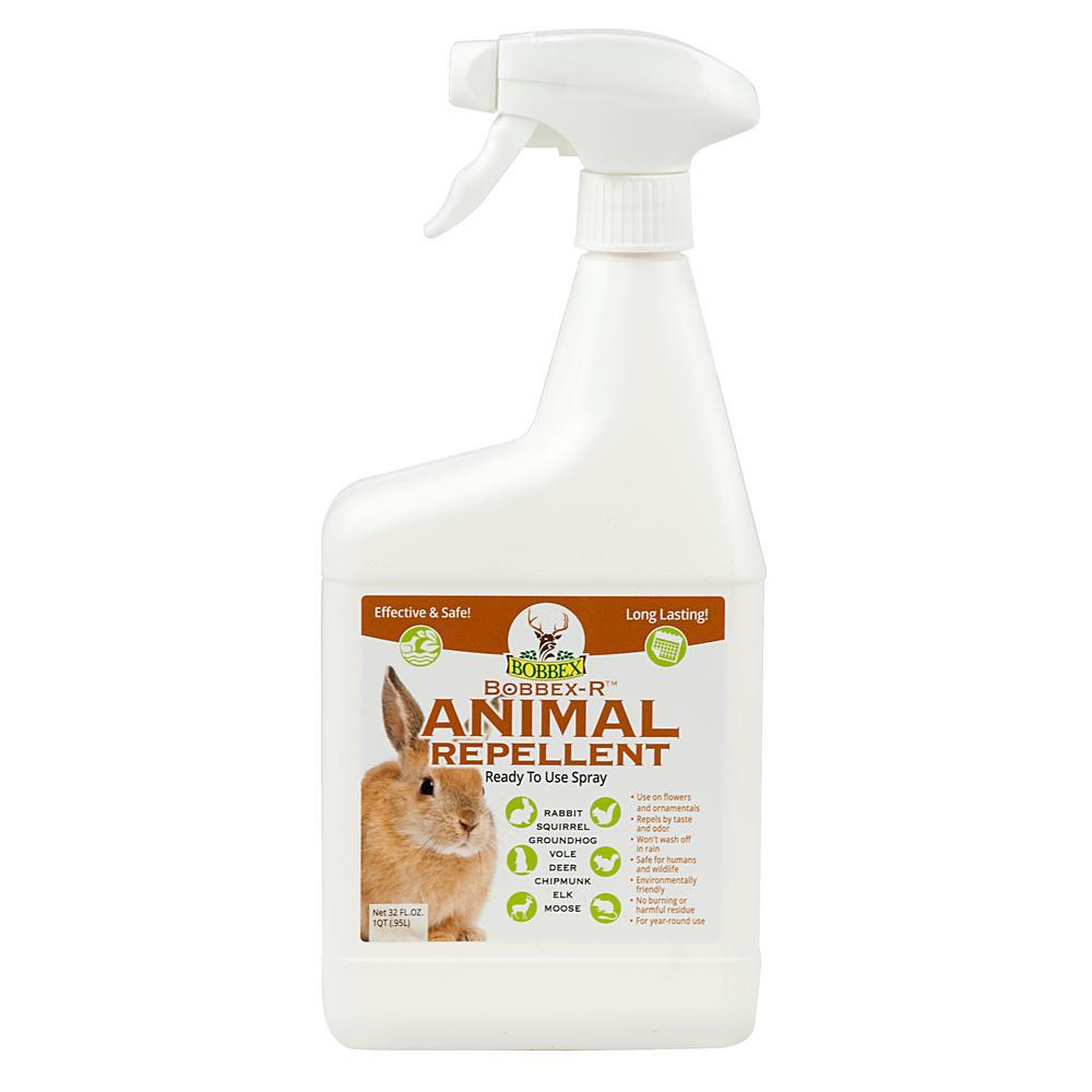 32 oz. Bobbex-R Animal Repellent Ready-to-Use Spray