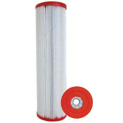 2000 Series 2-3/4 in. Dia x 9-3/4 in. 6 sq. ft. Replacement Filter Cartridge