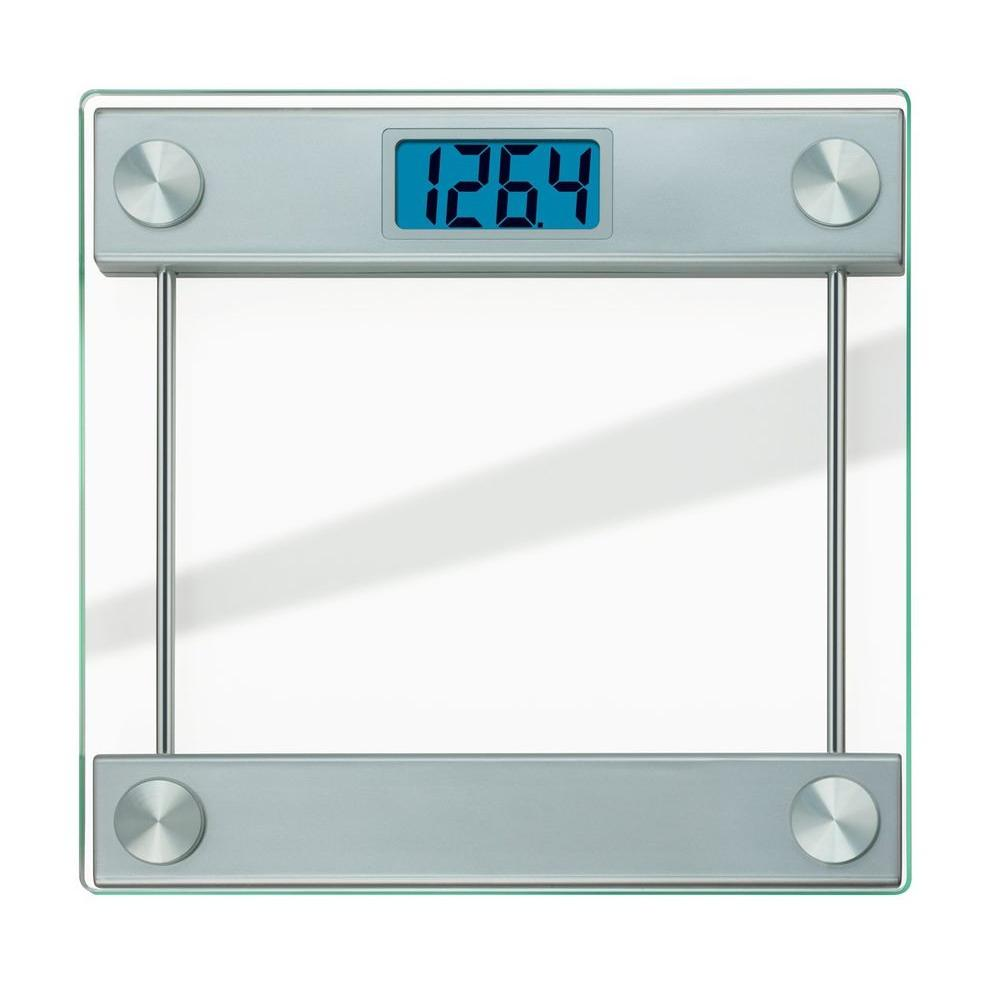 bathroom scale walmart. Taylor Glass Digital Bath Scale 75194192  The Home Depot