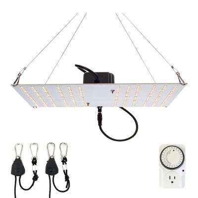 200-Watt Equivalent White Light Full Spectrum LED Plant Grow Light Fixture