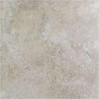 Earth Sand Beige 12 in. x 12 in. Ceramic Floor and Wall Tile (15 sq. ft. / case)