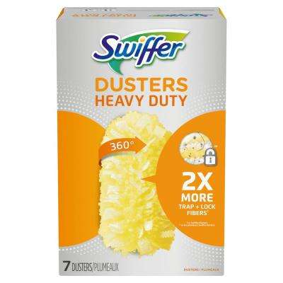 360 Dusters Unscented Disposable Refills (7-Count)