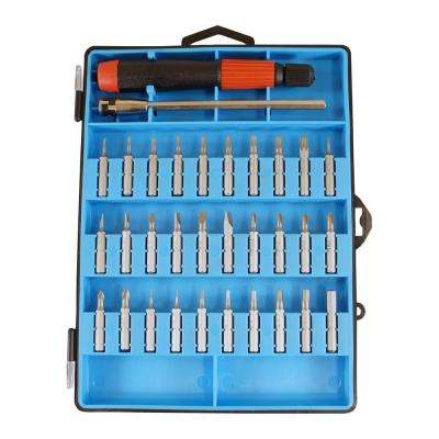 30-in-1 Metric Precision Screwdriver Set