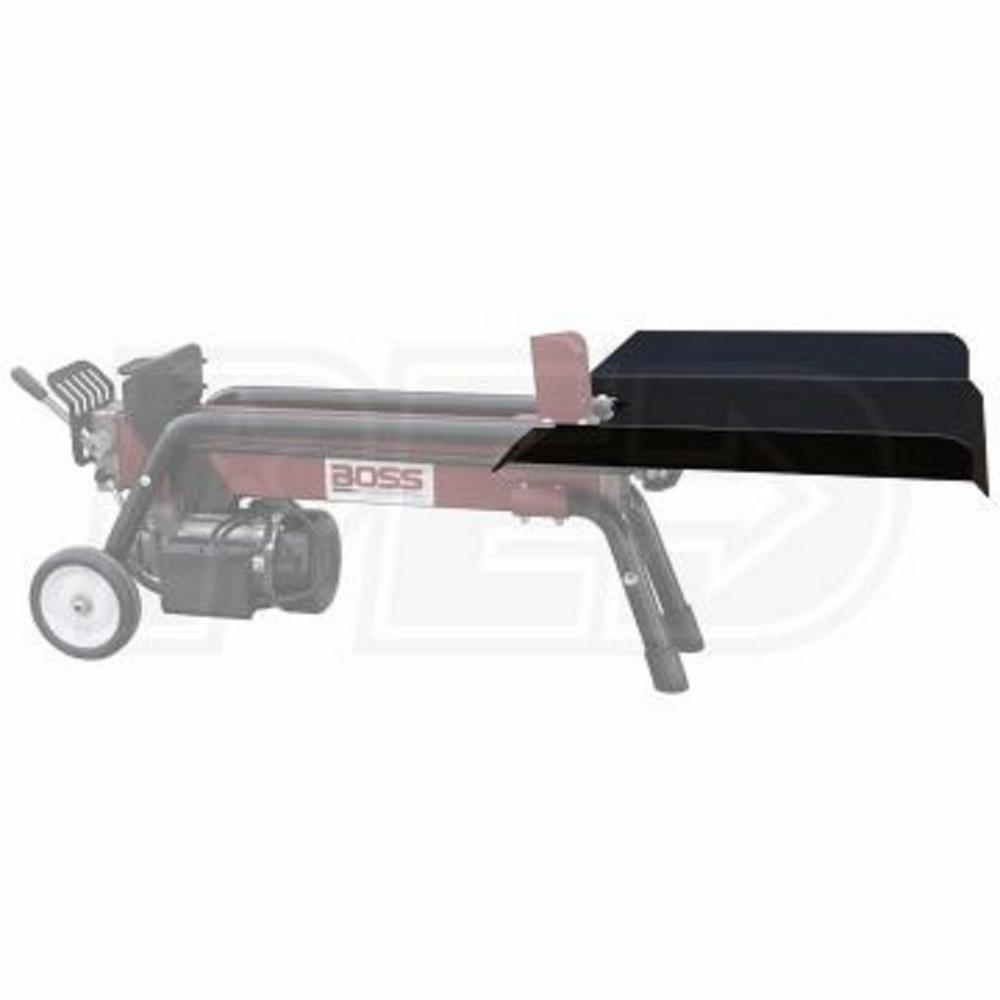 Boss Industrial 7 Ton Log Splitter Log Tray Lt 4 The