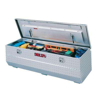 59-1/2 in. 0-Drawer Aluminum Full-Size Value Chest