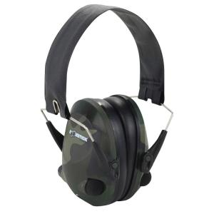 Walker/'s Razor Slim Shooter Folding Ear Protection Muffs with NRR of 23dB Coral