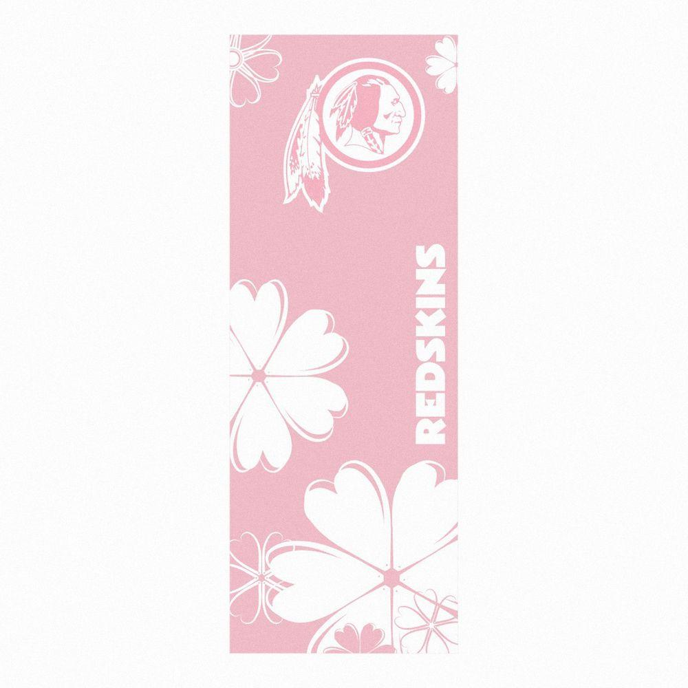 FANMATS Washington Redskins 24 in. x 67.5 in. Yoga Mat-DISCONTINUED
