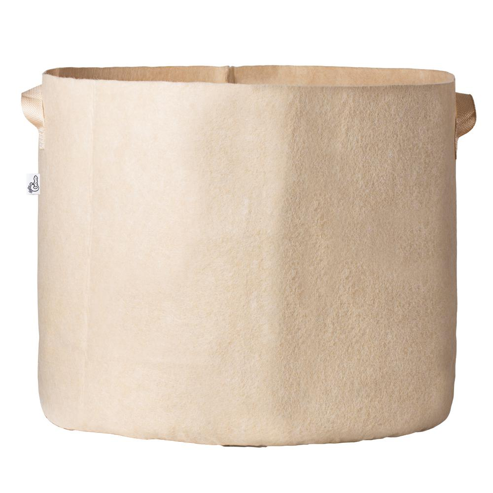 32 in. x 29.5 in. 100 Gal. Breathable Fabric Pot Bag