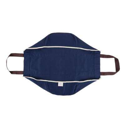 Log Carrier Tote for Firewood with Handles