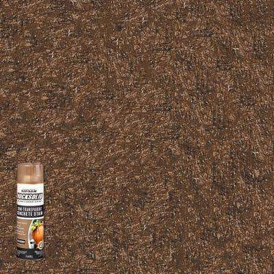 15 oz. Water-Based Earth Brown Concrete Stain Spray (6-Pack)