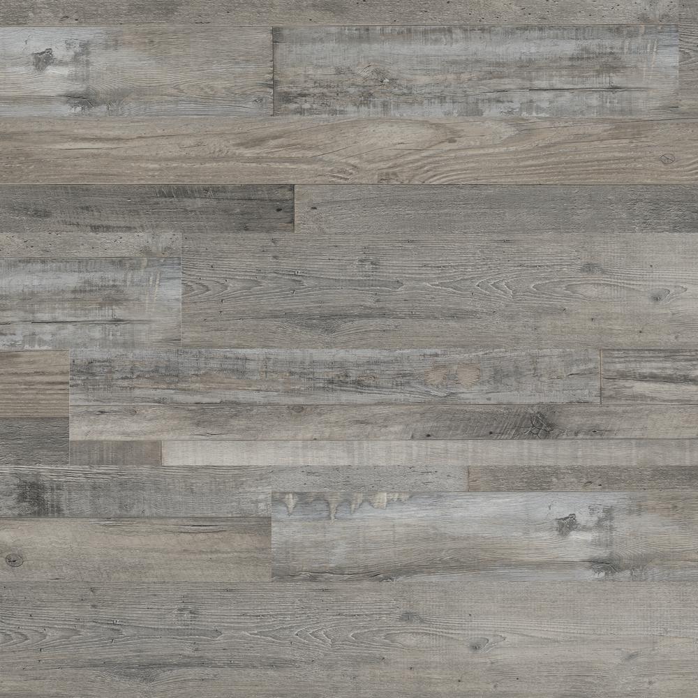 Woodland Ashen Estate 7 in. x 48 in. Rigid Core Luxury Vinyl Plank Flooring (55 cases / 1309 sq. ft. / pallet)