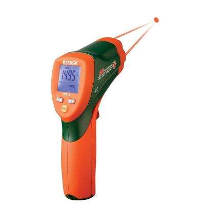 30 in. Dual Laser IR Thermometer