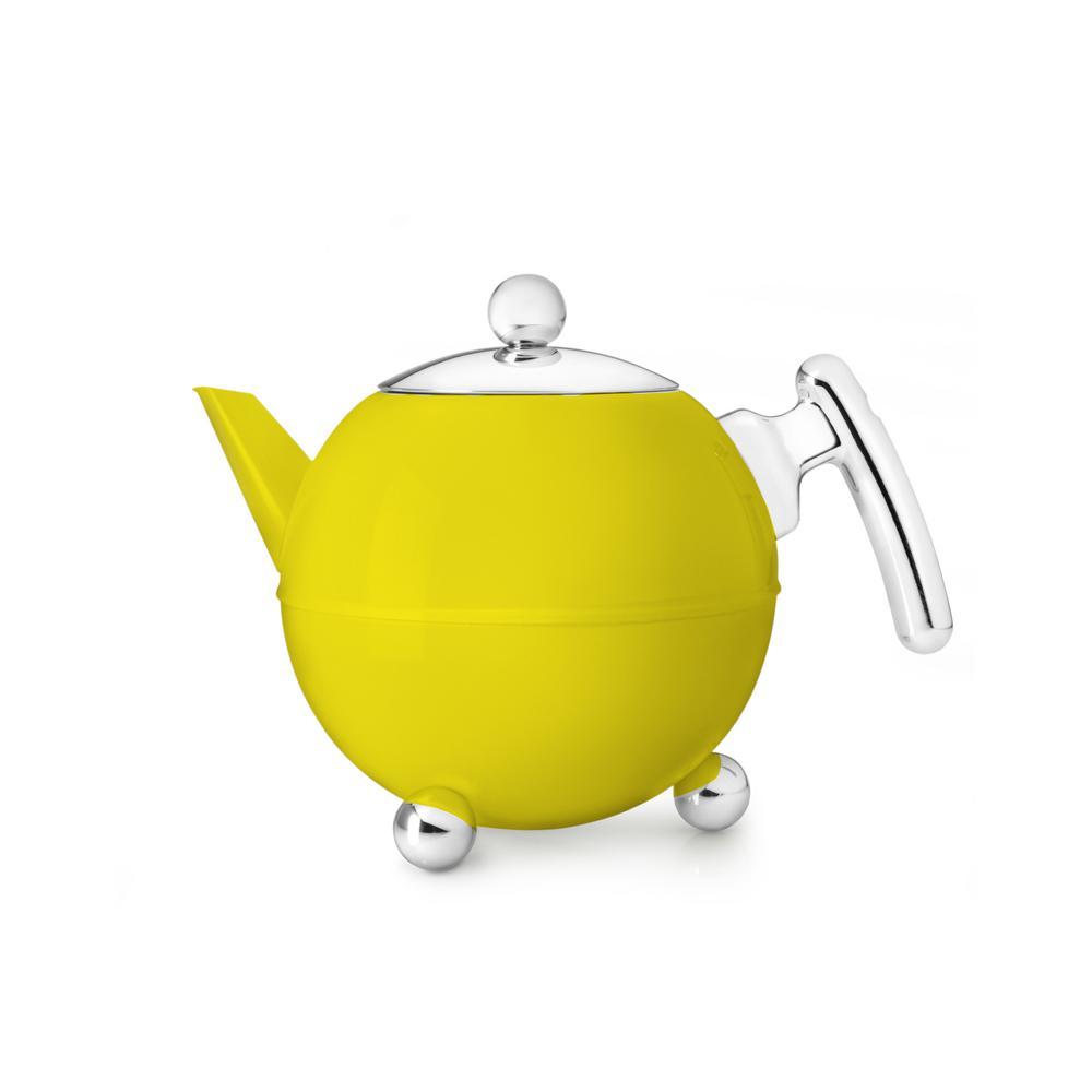 41 fl. oz. Lemon Zest Belle Ronde Teapot