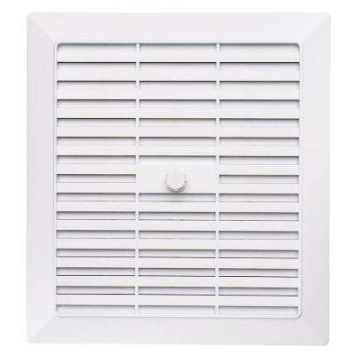 Replacement Grille for 686 Bath Exhaust Fan. Bath Fan Grill   Parts   Accessories   Bathroom Exhaust Fans   The